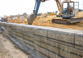 Plastic Geogrid - Ideal for Ground Stabilization